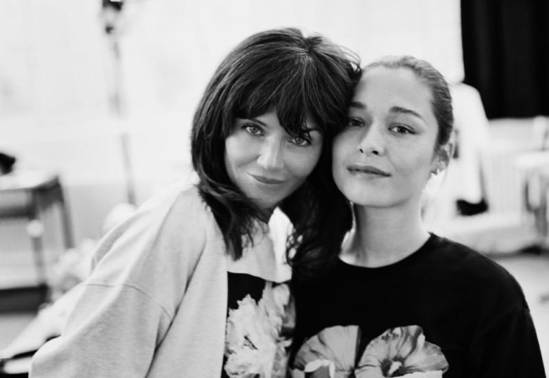 ヘレナ・クリステンセンとサラ=ソフィー・ゾンネ