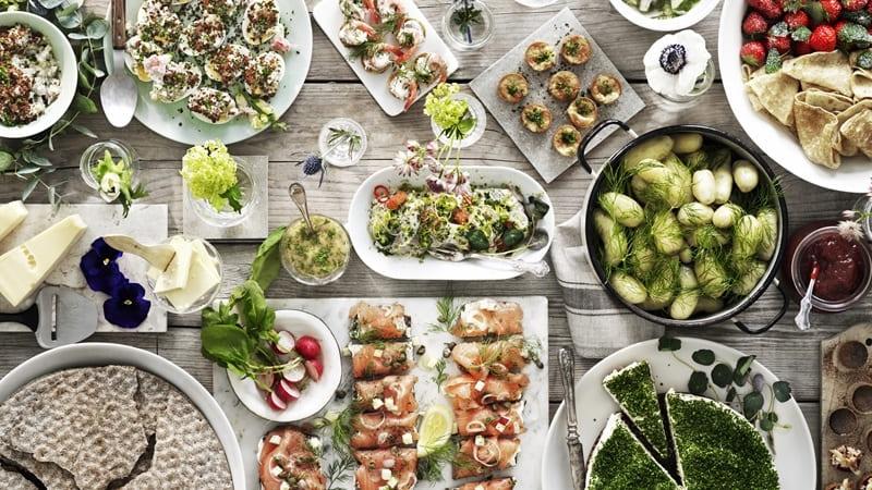 Midsummer Food
