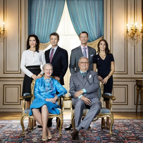 The Denish Royal Family