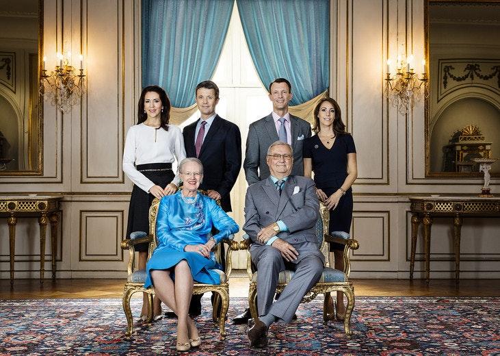 The Denish Royal Family