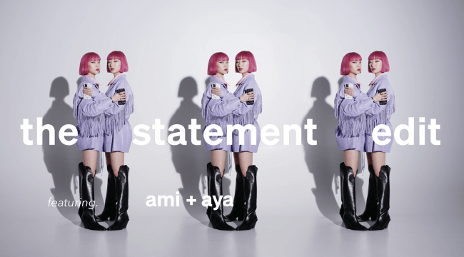 AMIAYA×iDEAL OF SWEDEN