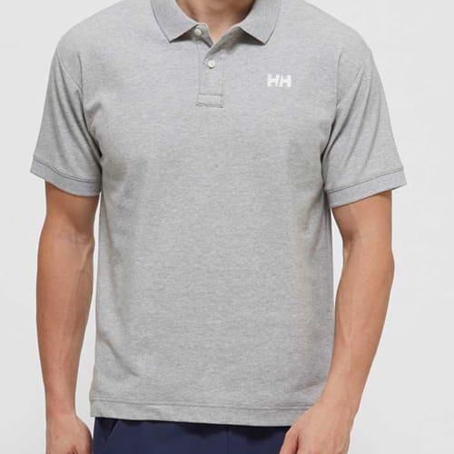 HELLY HANSEN ポロシャツ