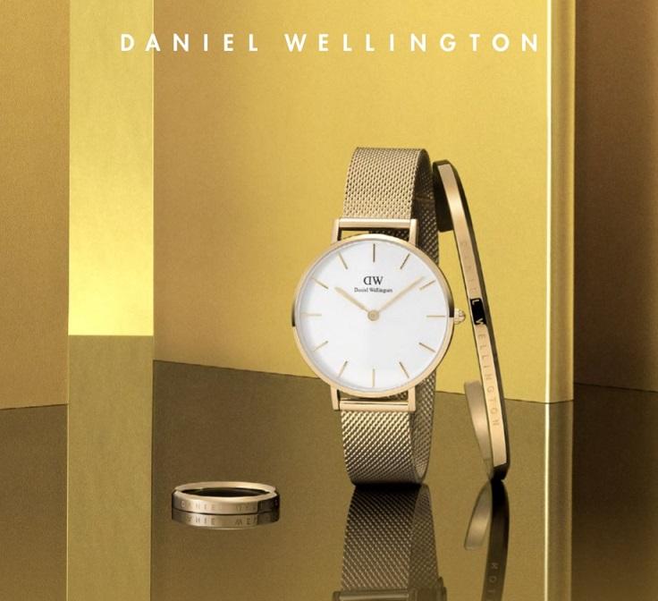 DANIEL WELLINGTON new watch
