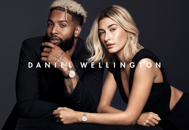 Daniel Wellington Campaign