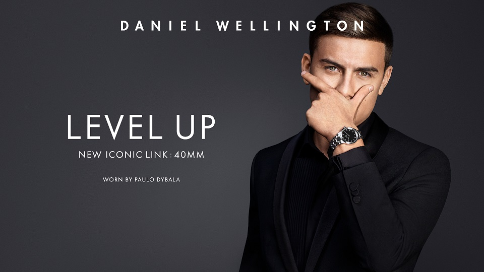 Daniel Wellington Iconic Link 40mm
