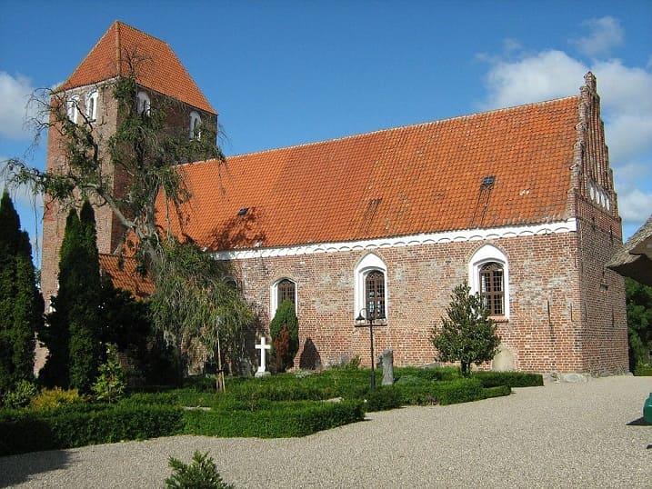 Magleby Church