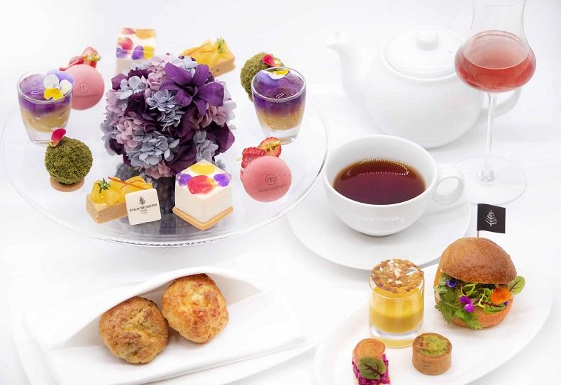 Nicolai Bergmann afternoon tea
