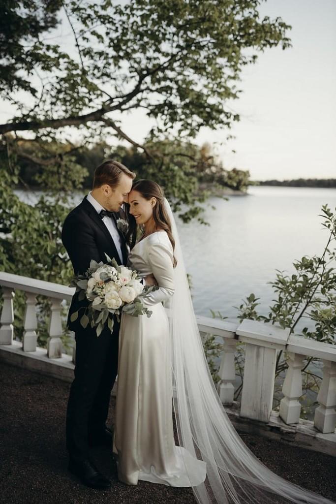 Sanna Marin Wedding