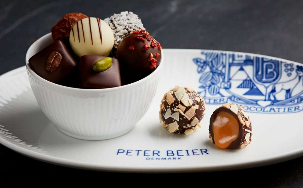 PETER BEIER チョコレート