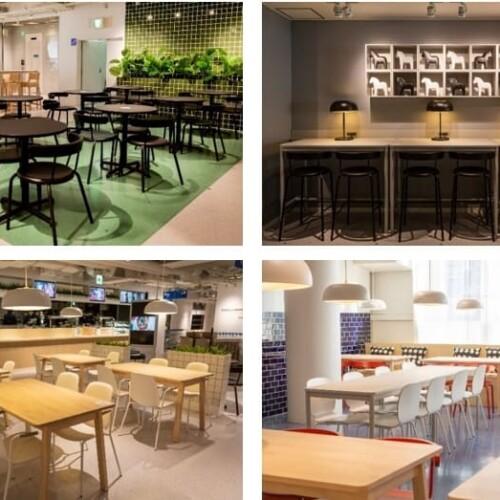 IKEA 渋谷「スウェーデンレストラン」