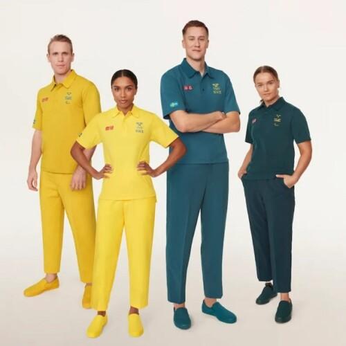 スウェーデン代表選手団