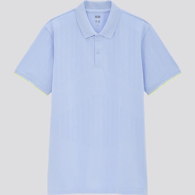 UNIQLO+ ドライEXポロシャツ 2,990円
