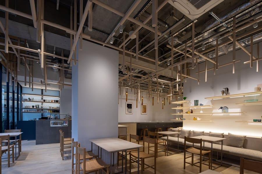 Iittala Omotesando store & café