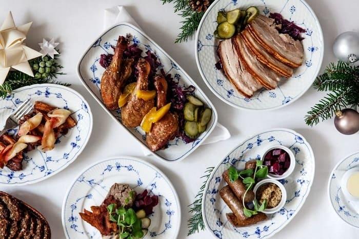 Danish Christmasfood