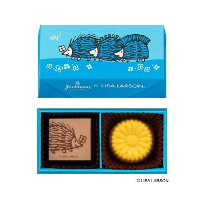 アソーテッドチョコレート(432円)