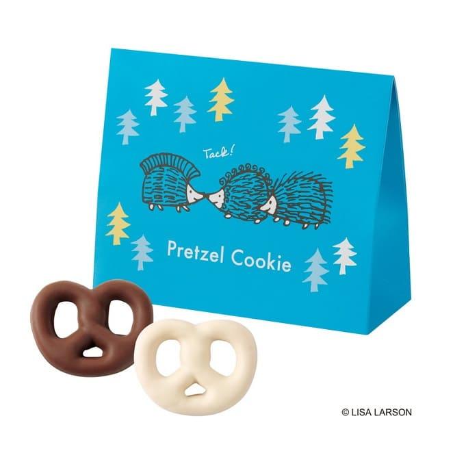 プレッツェルクッキー 10個入り 756円
