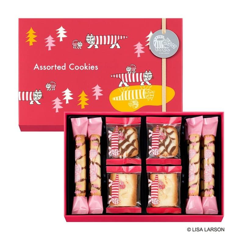 アソーテッドクッキー 20個入り 1,296円