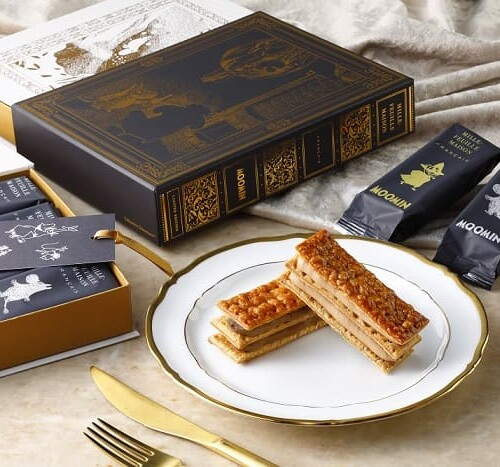 MILLE-FEUILLE SAISON MOOMIN EDITION 8個入り 3,780円