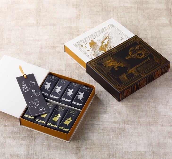 MILLE-FEUILLE SAISON MOOMIN EDITION 8個入り 3,780円