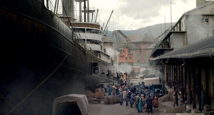 映画『ホロコーストの罪人』場面写真