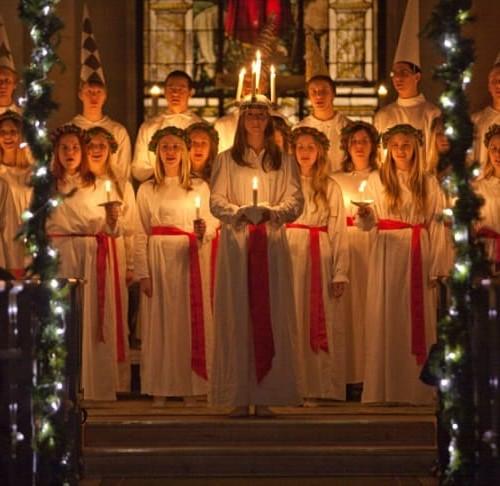 聖ルチア祭