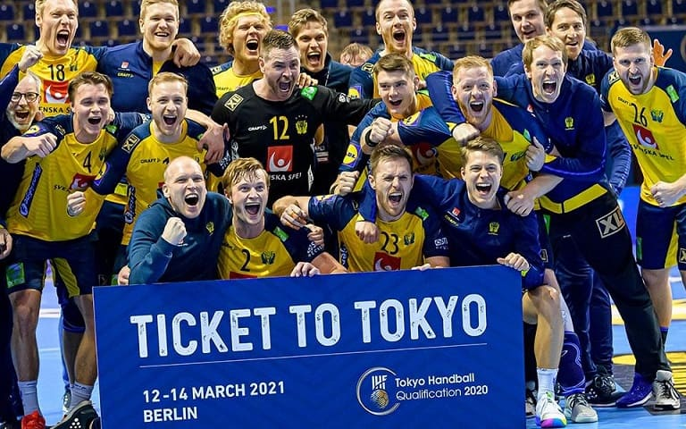 スウェーデン代表ハンドボールチーム